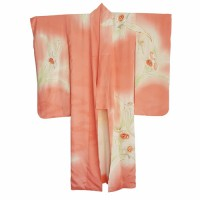 Silk furisode flowers